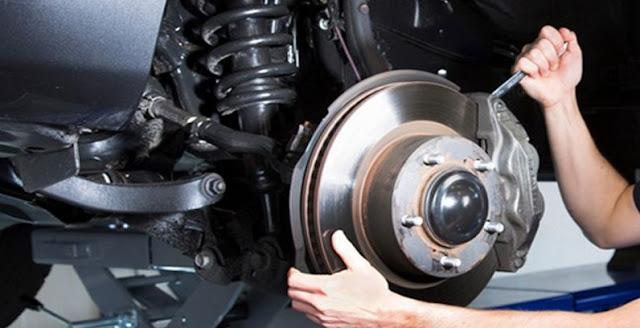 Kampas Rem Motor