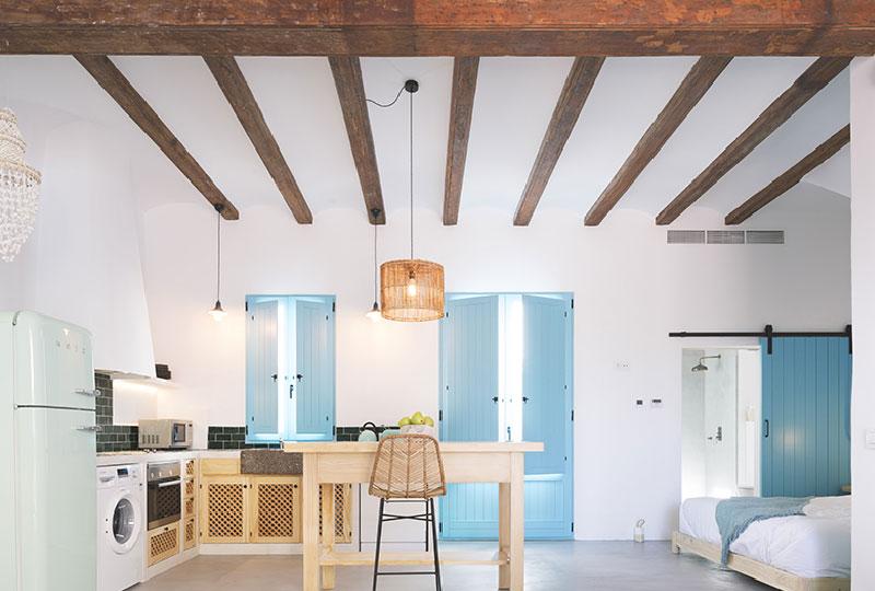 appartamento Cala Morbida - by El Atico Interiorismo