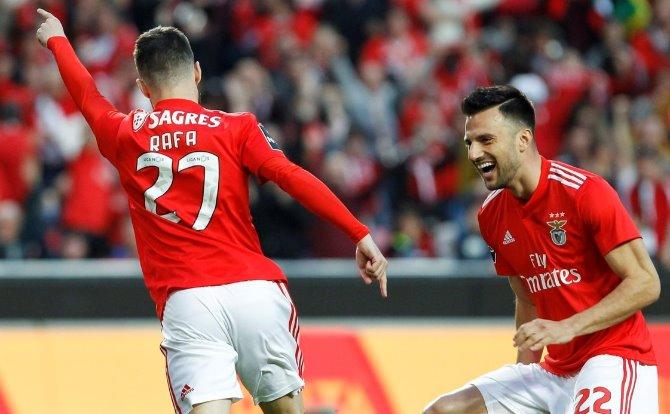 Blogs Benfica Rafa indicou o caminho da vitória