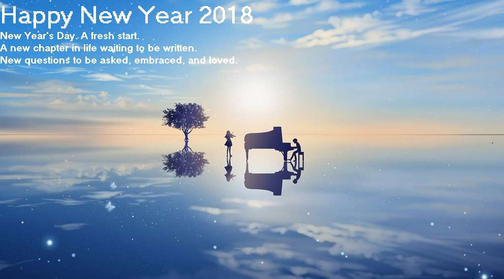 New Year 2018 Is The First Day Of In Which We All Celebrate And Dance With Lots Joy Fun After Party Images Happy Will