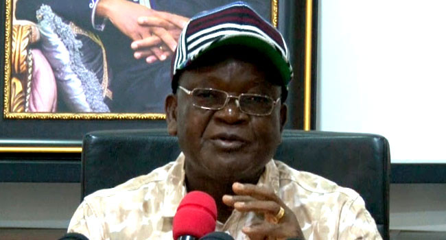 Benue Insecurity: Ortom Reads Riot Act To Traditional, Political Leaders Shielding Criminals #Arewapublisize