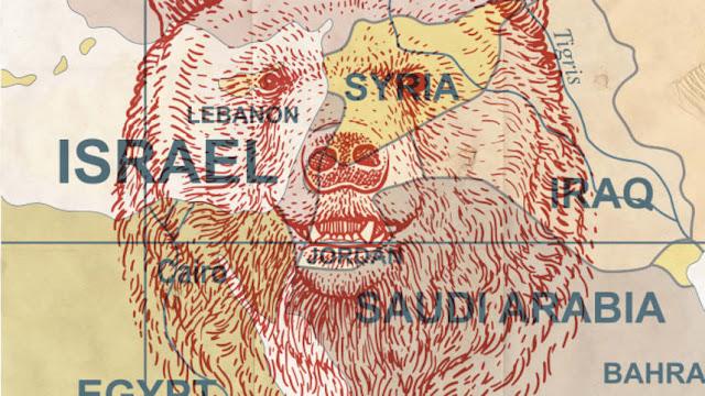 Το «στρατηγικό σοκ» στη Μέση Ανατολή
