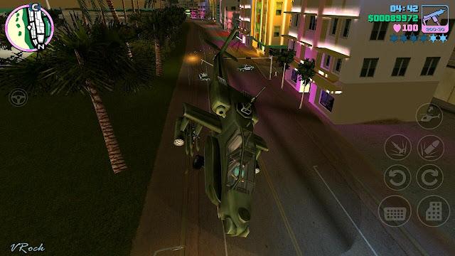 تحميل لعبة GTA VICY CITY للاندرويد