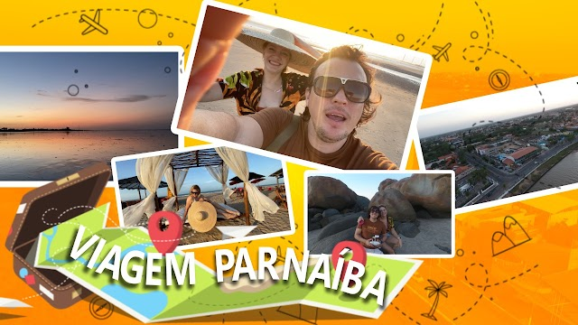 Casal de empresários do Maranhão visitam Parnaíba e registram em seu Canal do Youtube