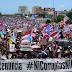 Miles de puertorriqueños claman por la dimisión del gobernador Ricardo Rosselló