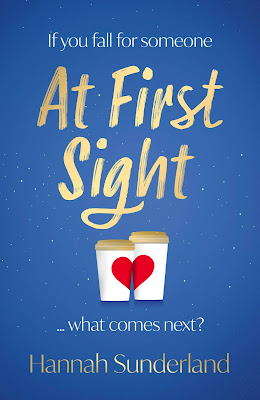 At First Sight by Hannah Sunderland book cover