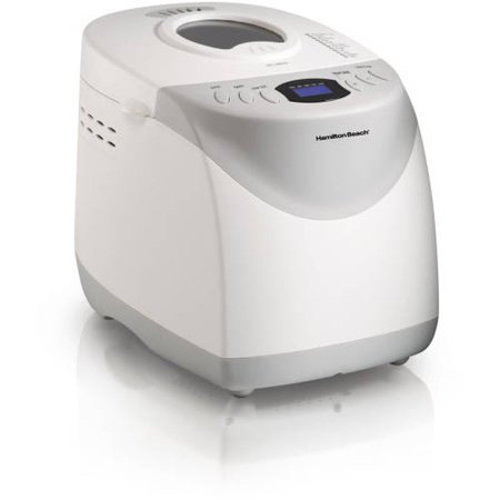 WALMART - Hamilton Beach HomeBaker 2 Pound Automatic Breadmaker with Gluten Free Setting