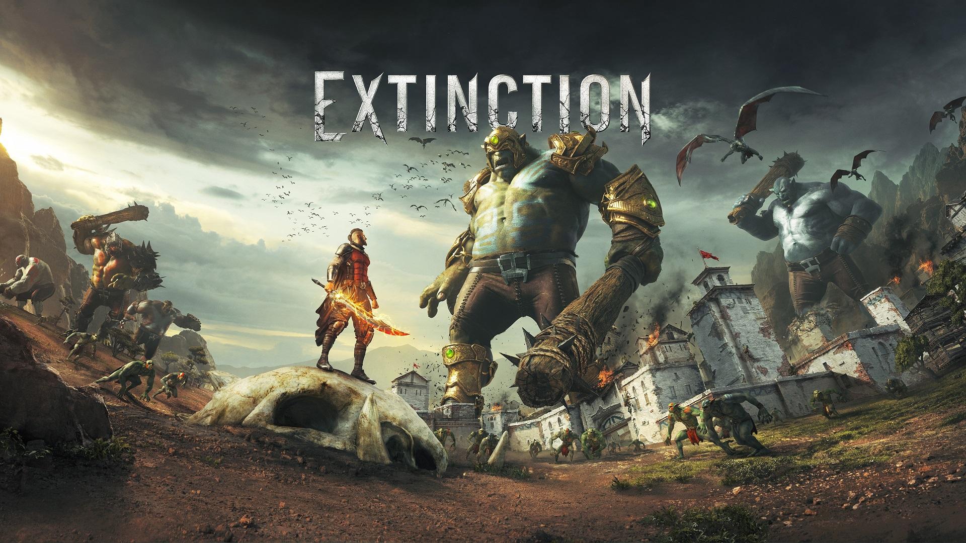 Extinction Game Xbox 360 Wallpaper ...
