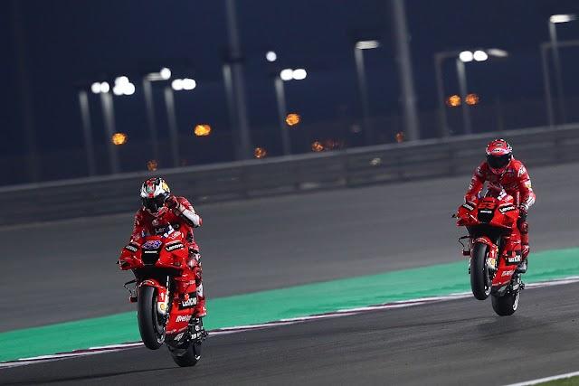 Bagnaia tidak merasa seperti pebalap nomor dua di MotoGP Ducati