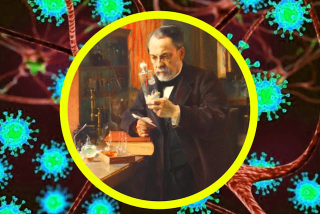 Fig. Father of Microbiology Louis Pasteur