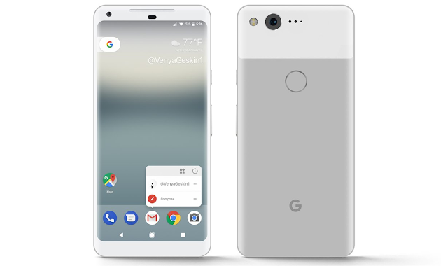 Pixel XL 2 from Google Passes FCC Certification, Reveals Additional Details