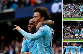 Manchester City vs Crystal Palace 5-0 Video Gol & Highlights - Liga Inggris Sabtu 23/9/2017