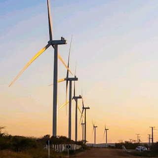 Complexo Eólico Currais Novos é apresentado em Audiência Pública Virtual, promovida pelo IDEMA, para cinco municípios do Seridó e um da PB
