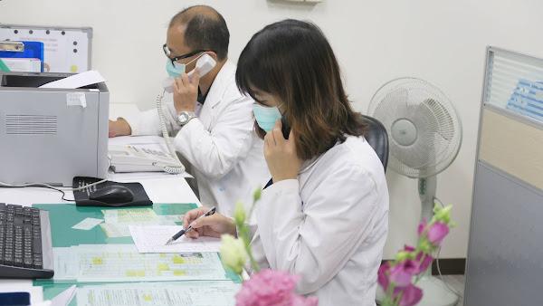 彰化醫院心理關懷小組 傾聽安撫新冠肺炎確診者