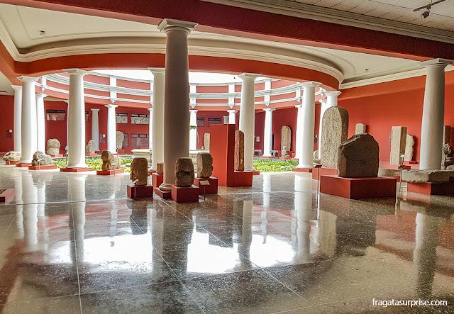 Museu de Arqueologia da Cidade da Guatemala