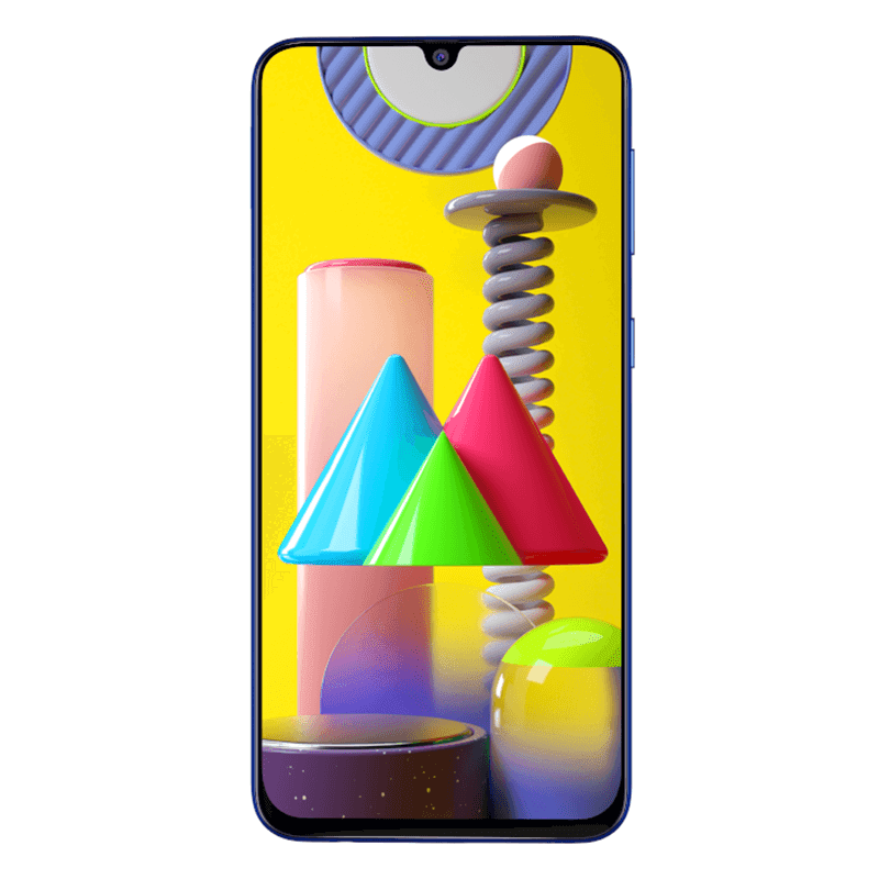 Samsung Galaxy M31 with monster 6,000mAh battery, 64MP quad-cam announced