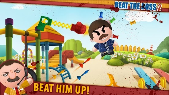 Beat the Boss 2 Android Game APK Full Version Pro Free Download
