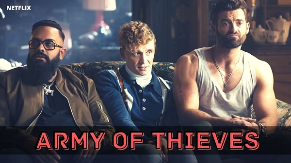 Netflix Army of Thieves Trailer