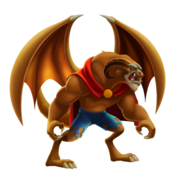 Dragón Bestia
