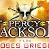 Percy Jackson y los dioses griegos ¡Ya está en Chile!