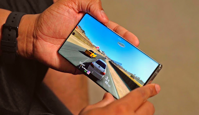 Samsung Galaxy Note 10 Plus : Performance and Gaming