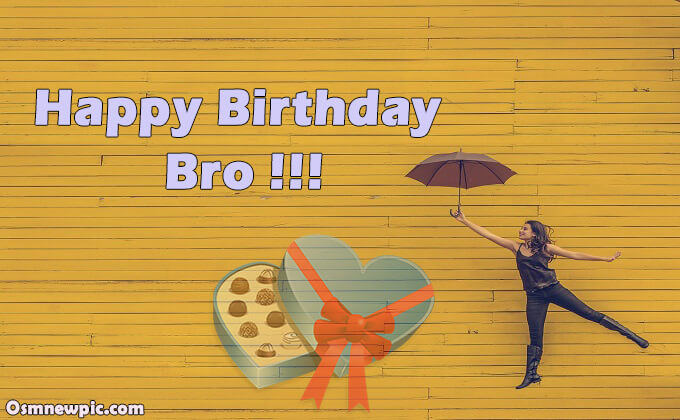 Happy Birthday Elder brother Images