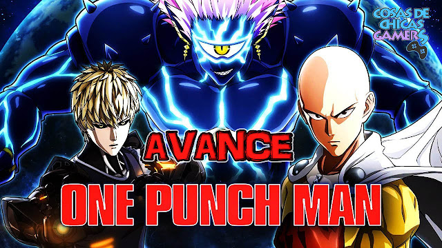 Avance one punch man a hero nobody knows