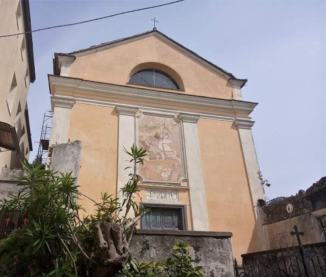 Oratorio San Giacomo Levanto