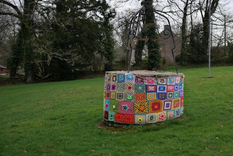 un puits cournon tricot
