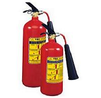 Hướng dẫn dùng bình bằng bột để chữa cháy - 164363