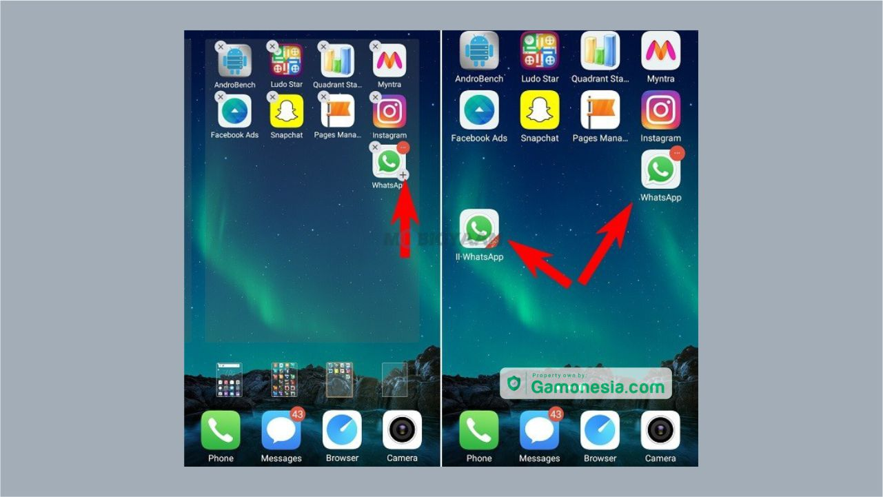 vivo apps clone
