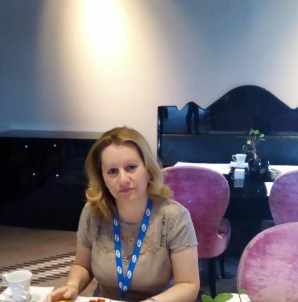 مروى مطلقة من هولندا  35 سنة تبحث عن زواج عادي