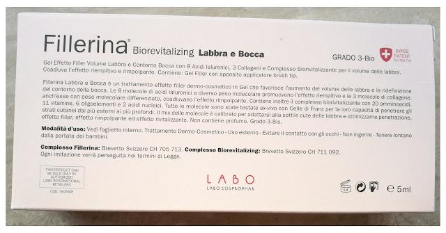 FILLERINA LABBRA E BOCCA LABOSUISSE teresagranara