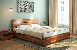 Gambar ranjang tidur minimalis