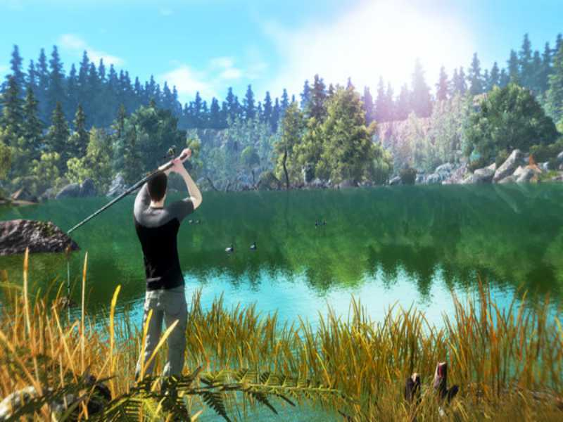 Download Pro Fishing Simulator Free Full Game For PC