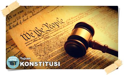 Konstitusi, Tujuan Konstitusi, Pengertian Konstitusi, Fungsi Konstitusi, Macam-macam Konstitusi, Jenis-jenis Konstitusi, Sejarah Konstitusi,