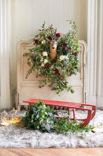 decoration theme hiver
