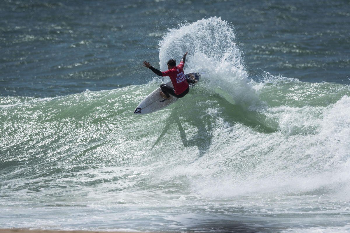 Pro Santa Cruz pres by Oakley Highlights Top Seeds March Through Day 3