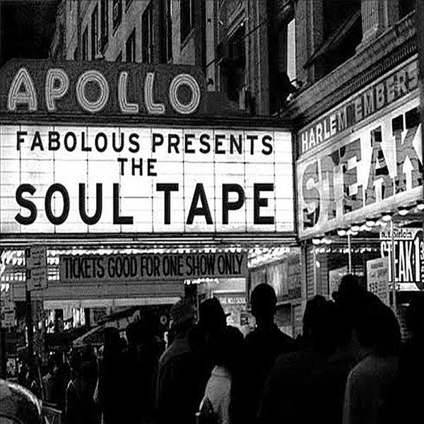 Fabolous - The Soul Tapes 1 & 2 Cover