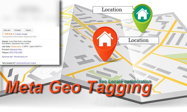 Cara Menambahkan Meta Tag Geo Location ke Situs Web