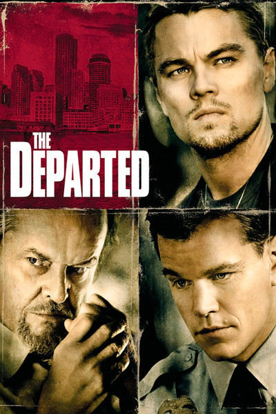 The Departed (2006) 720p HEVC [Dual Audio] [Hindi ORG – English] – 800 MB  BluRay x265 Esubs