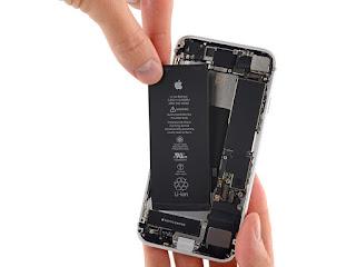 İphone 8 Plus Batarya Değişimi