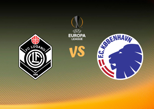 Lugano vs FC Copenhague  Resumen