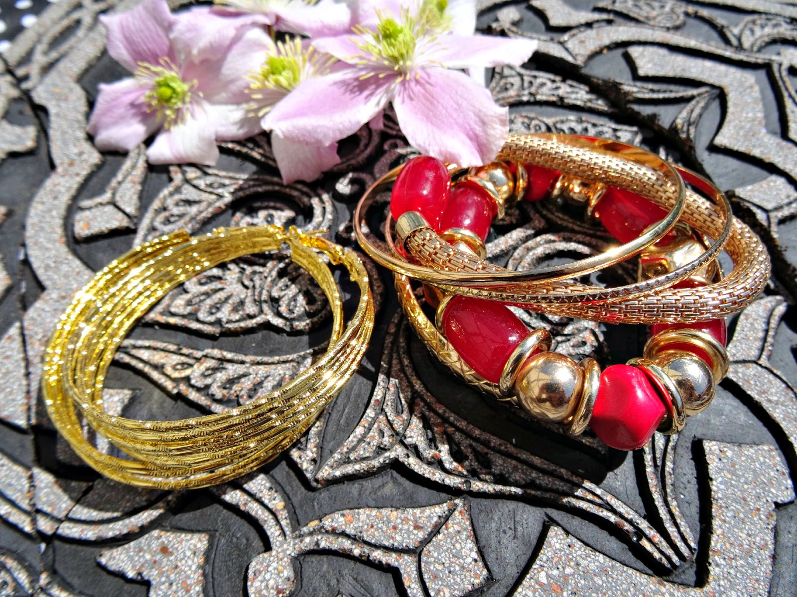 Gold Hoops Select fashion