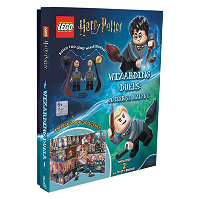 LEGO(R) Harry Potter(TM): Wizarding Duels: Potter vs Malfoy (英語) ハードカバー