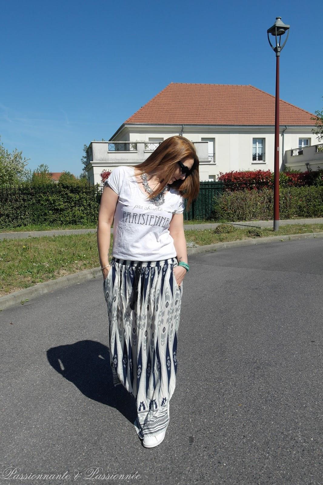 jupe longue Babou