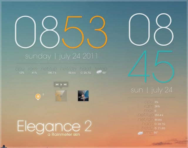 Elegance 2 Skin Download