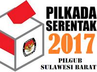 Ini Nomor Urut Pasangan Calon Pemilukada Sulawesi Barat