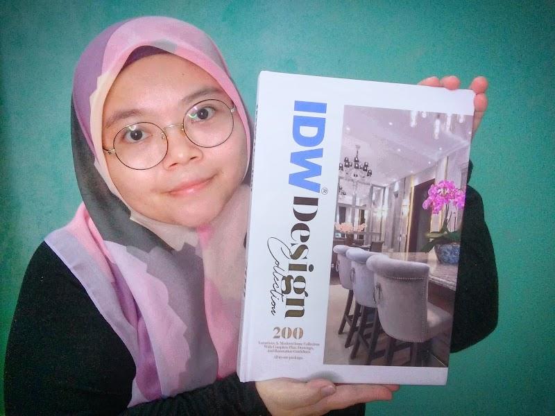 Nak Rumah Cantik Seperti Upah Interior Designer Dengan Bajet Rendah, IDW Design Collection Kan Ada