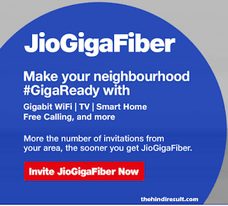 jio giga fiber online registration